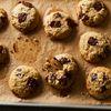 Banana Bread-Chocolate Chunk Cookies