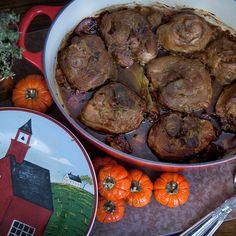 Oktoberfest Osso Bucco