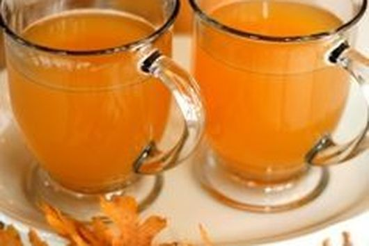 Hot Spiced Cider Punch