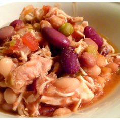 Buffalo Bean Soup