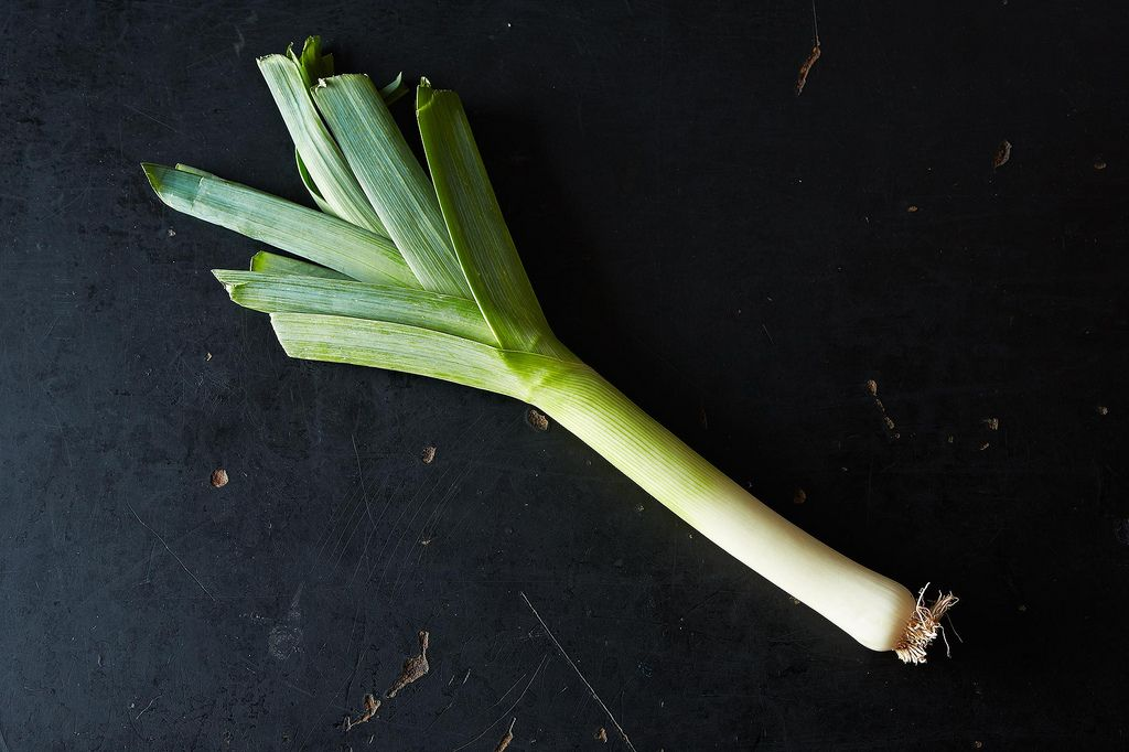 All About Leek, from Food52
