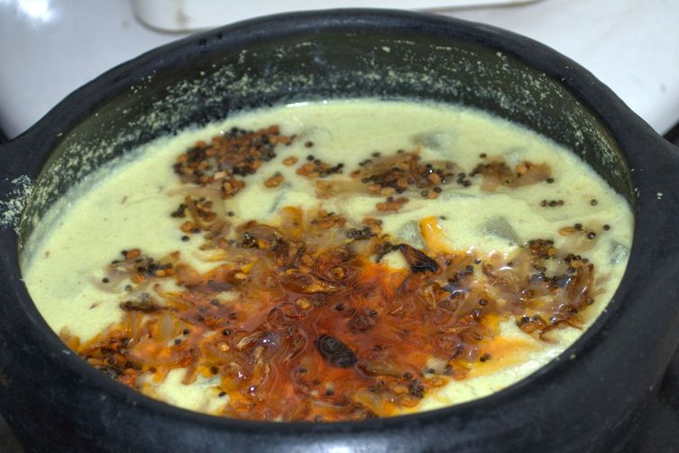 Moru Kachiyathu/ Yoghurt Curry