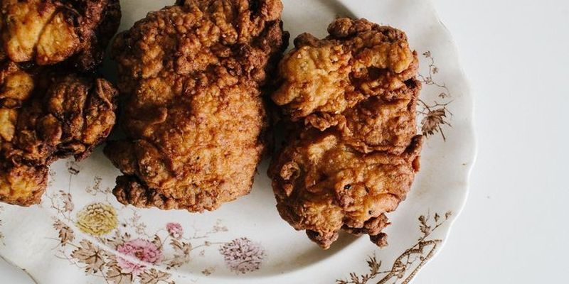 You—yes, you!—can fry chicken