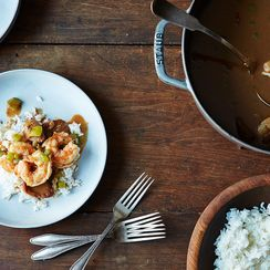 Better, Lazier Gumbo Thanks to a Hands-Off Roux
