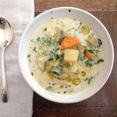 Warming Winter Chowder