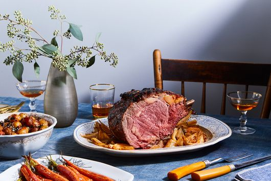 The Holiday Rib Roast Our Senior Editor Swears By