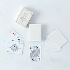 Designer Playing Cards (2 Decks)