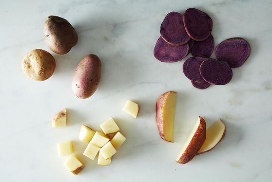 Have You Ever Tried to Pickle Potatoes?