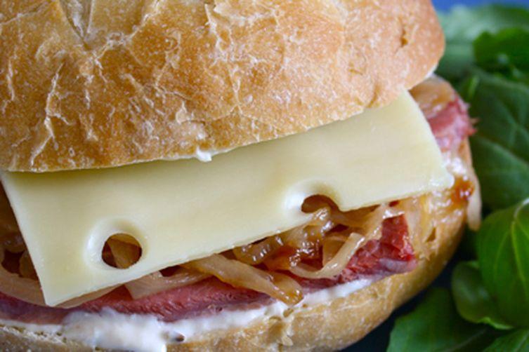 Horseradish-Caraway Mayonnaise