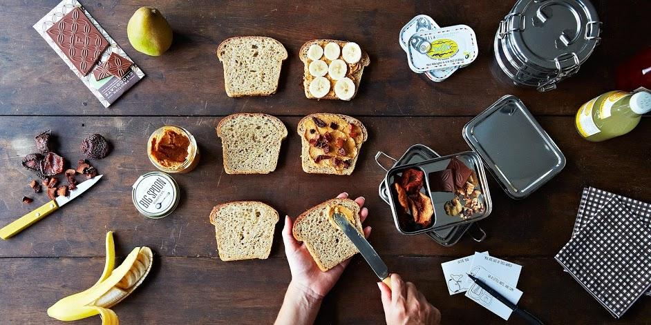 Work Lunches on Food52