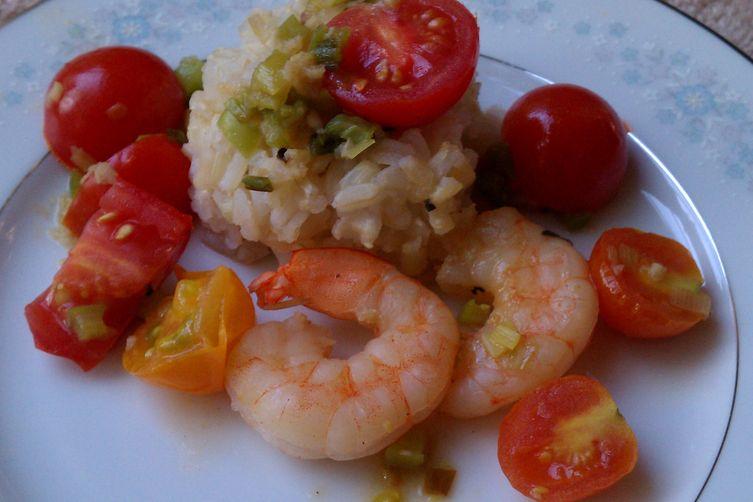 Shrimp Creole, Redux