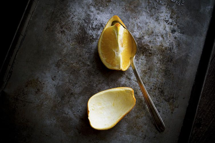 Candied Orange Peel from Food52