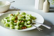 It's Hot to Be Cool Thai-Inspired Cucumber Salad