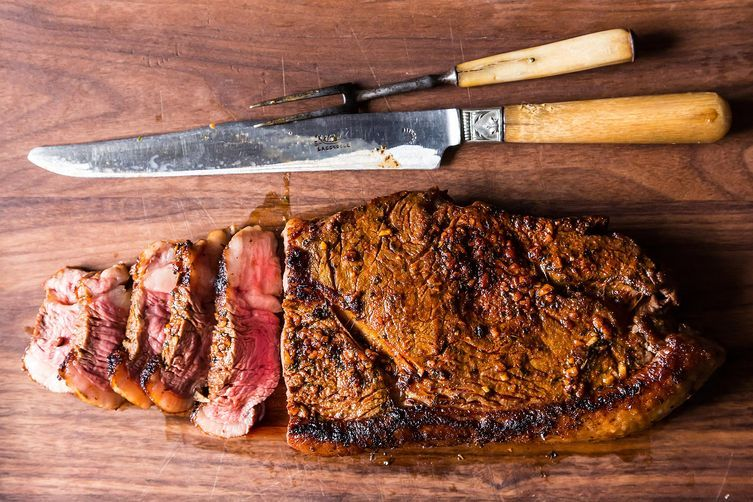 Grilled Steak on Food52