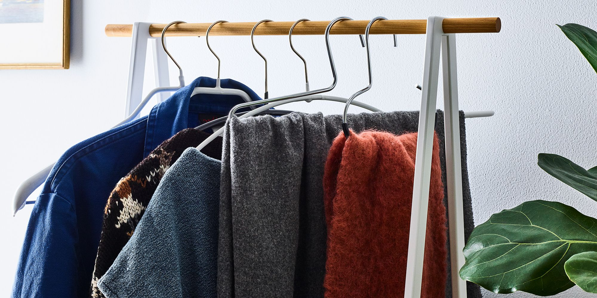 I Thought I Had My Closet Figured Out—Then I Met These Hangers