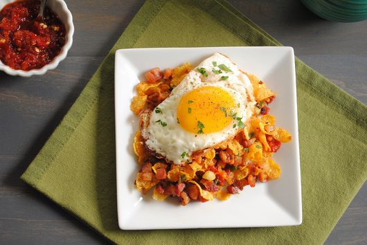 The Totally Absurd Breakfast Explosion Hash