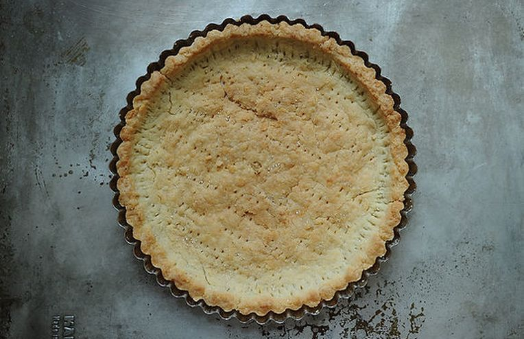 Paule Caillat's Brown Butter Tart Crust
