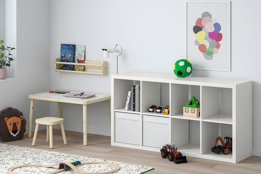 Why I Can Never Have Enough IKEA Kallax Shelves