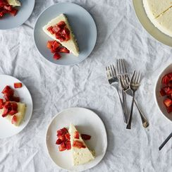 A Fraîche Take on Cheesecake