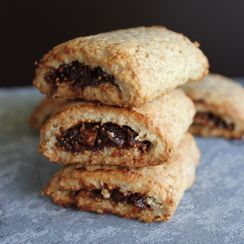 Homemade Fig Newtons