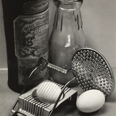 Ansel Adams's Eggs Poached in Beer