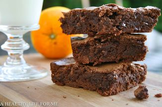 C1bea061 d7ac 4254 a375 13a62102956a  double chocolate orange brownies