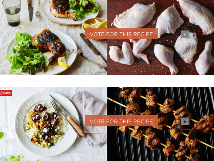 Vote for the Winner of Your Best Recipe Cooked Over a Fire