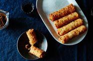 Crunchy Spring Rolls (Zha Chun Juan)