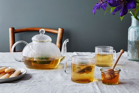 The Soothing Science of Tea Steeping