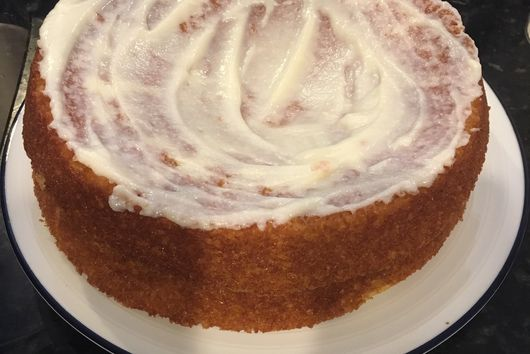 Off-Roaded Maialino's Olive Oil Cake