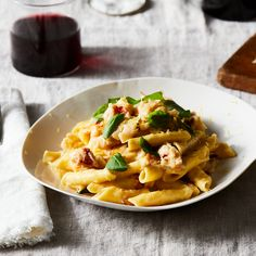 Garganelli with Lobster and Caramelized Fennel Purée