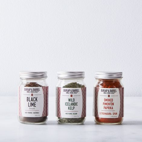 Single Origin Seafood Seasoning Spices (Set of 3)