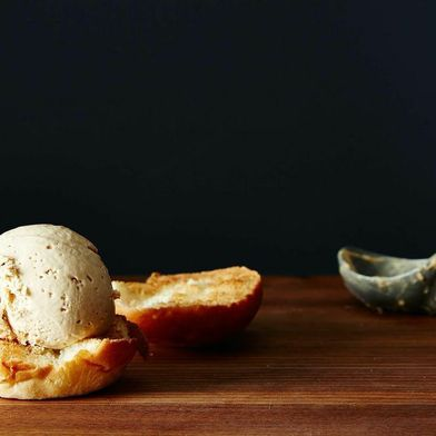 Nigella Lawson's One-Step, No-Churn Coffee Ice Cream