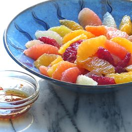 sweet heat sunshine salad
