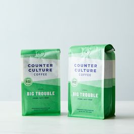 Big Trouble Counter Culture Coffee (2 Bags)