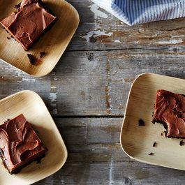 Maya's Chocolate Fudge Sheet Cake
