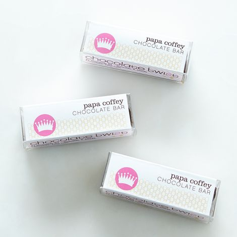 Papa Coffey Chocolate Bars (Pack of 3)