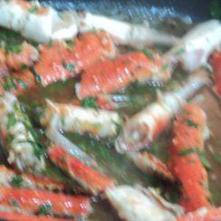 N'awlins BBQ Crab