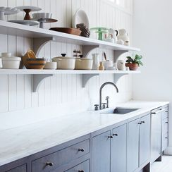 Upgrade Your Tired, Old Kitchen Cabinets With This 5-Minute Trick