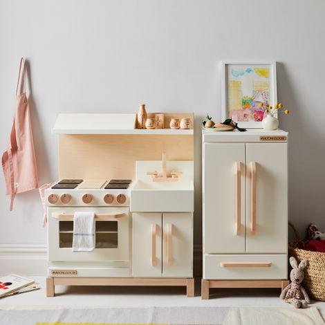 Essential Wooden Play Kitchen