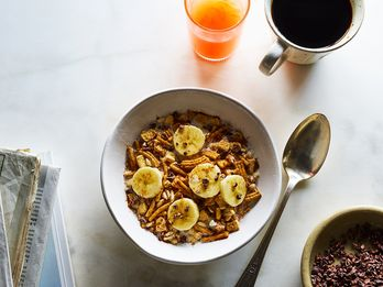 A Kinda Genius Breakfast For When You're Already Late But Need Food