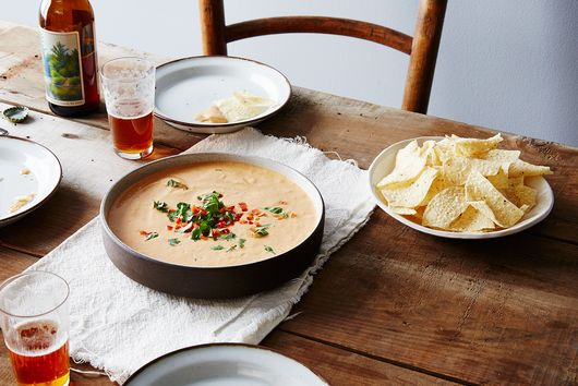 "Creamy, Zesty ""Cheese"" Dip"