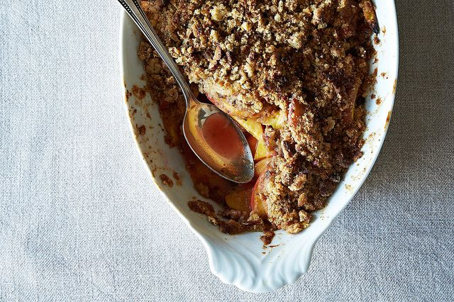 Fruit Crisp on Food52