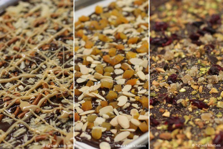 Environmental Science Chocolate Bark: Potatochipus Dulcis