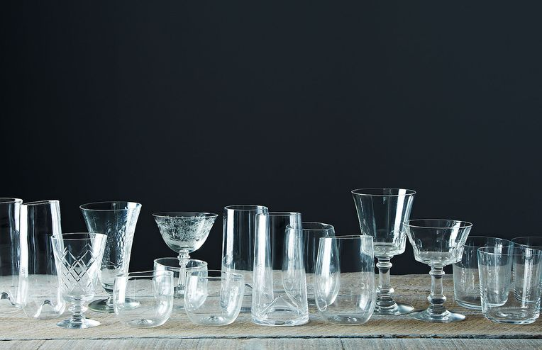 Recipes for Our Glassware Collection