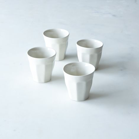 Café Pour Quatre Espresso Cups (Set of 4)