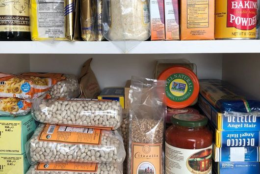 Here's What's Inside Ina Garten's Quarantine Pantry