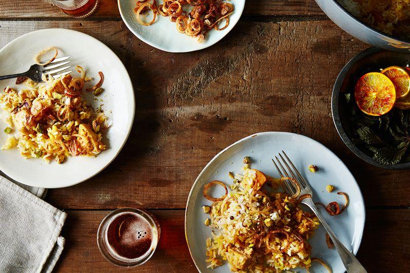 Veg Kerala Biryani Recipe | Malabar Veg Biryani | VegeCravings