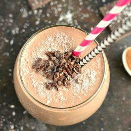 Chocolate Almond Joy Smoothie