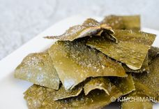 Fried Kelp Chips - Dasima Twigak
